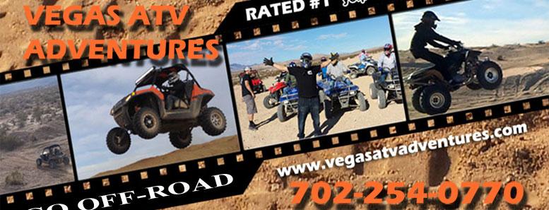 Las Vegas RV Rentals - Las Vegas ATV Tours - Las Vegas ATV Rentals